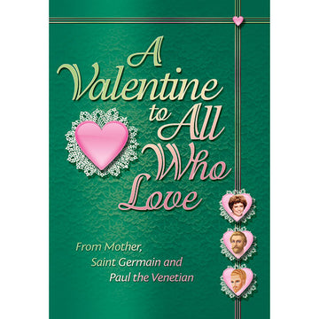 Valentine to All Who Love, A - (DVD - VIDEO)