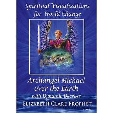 152Archangel Michael over the Earth-Visualization - (DVD - VIDEO)
