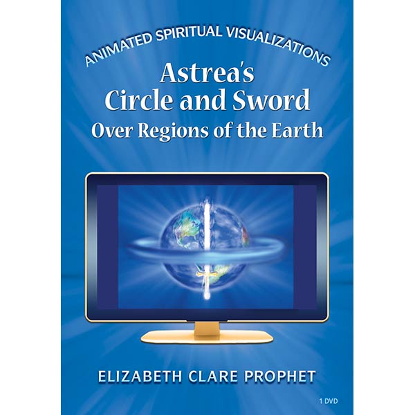 113Astrea's Circle and Sword Over Regions of the Earth - (DVD - VIDEO)