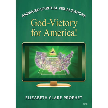 God-Victory for America! Animated Spiritual Visualizations - (DVD - VIDEO)