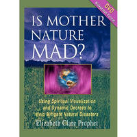 Is Mother Nature Mad DVD - Visualization and Decrees - (DVD - VIDEO)