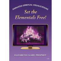119Set the Elementals Free: Animated Spiritual Visualizations - (DVD - VIDEO)
