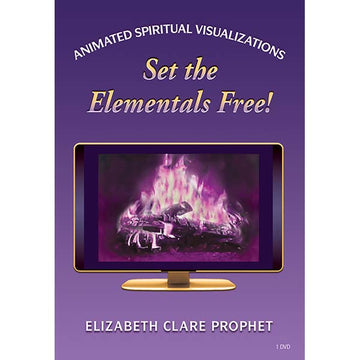 Set the Elementals Free: Animated Spiritual Visualizations - (DVD - VIDEO)