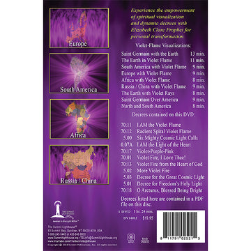 148Spiritual Visualizations for World Change VF Animation Vol.2 - (DVD - VIDEO)