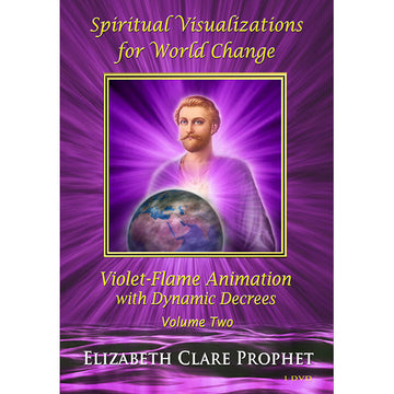 Spiritual Visualizations for World Change VF Animation Vol.2 - (DVD - VIDEO)