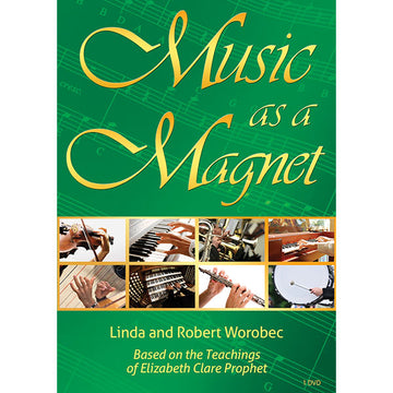 Music as a Magnet - (DVD - VIDEO)