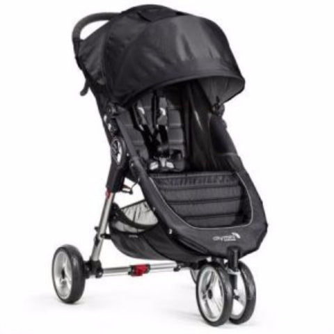 Baby Jogger City Mini / Mini GT 3 Wheel Single Seat Stroller