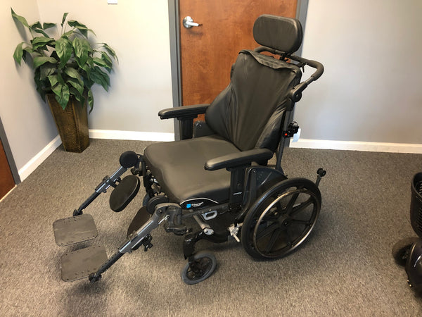 SPECIALIST RECLINING FULL SUPPORT WHEEL CHAIR