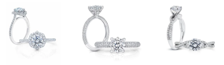 engagement rings in troy