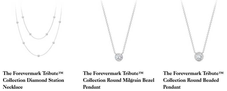 forevermark necklaces in troy mi