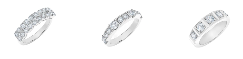 forevermark wedding bands in troy mi