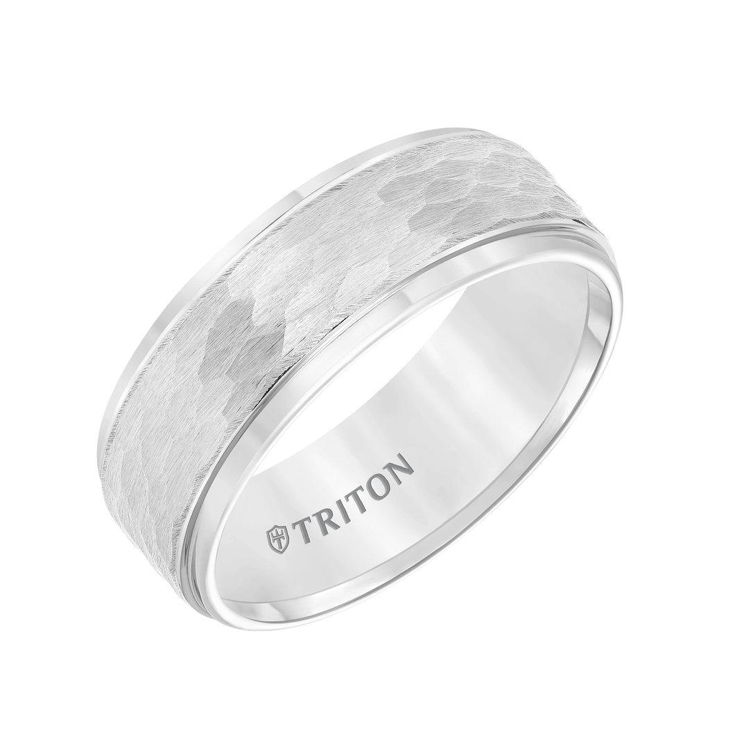 Tungsten Men's Wedding Band - 11-3288HC-G
