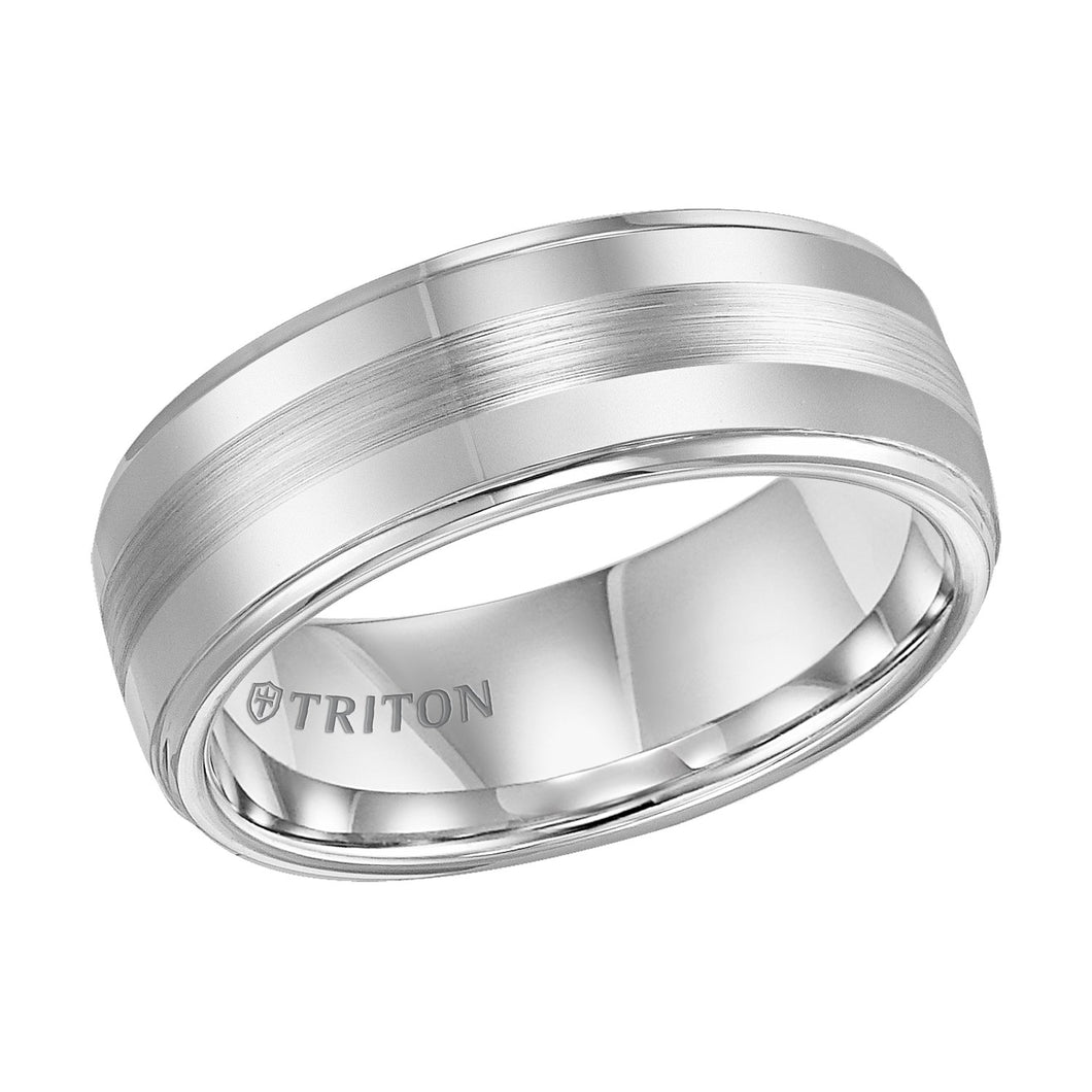 Cobalt Men's Wedding Band - 11-3356Q-G