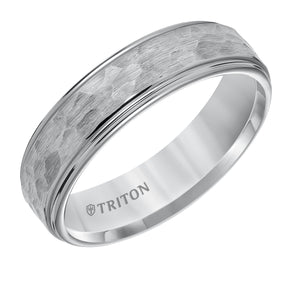 Tungsten Men's Wedding Band - 11-5579C6-G