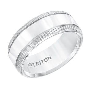 Tungsten Men's Wedding Band - 11-5811HC-G