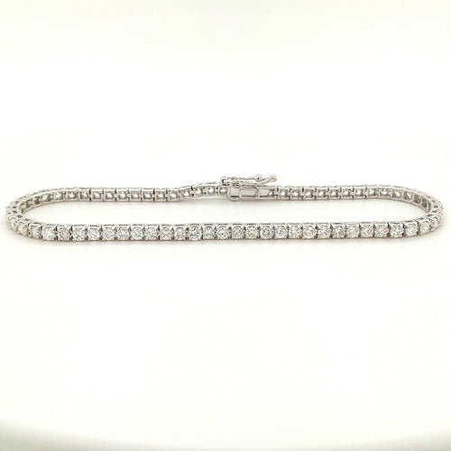 3 CTW Diamond Bracelet