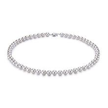 Load image into Gallery viewer, 6.5-7MM Akoya Pearl Strand Necklace