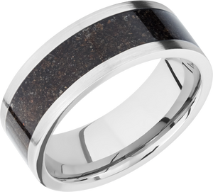 lashbrook dino titanium 8mm flat band