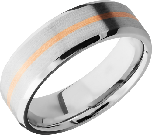 lashbrook classic cobalt chrome 7mm beveled band