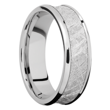 Load image into Gallery viewer, Meteorite Wedding Band
