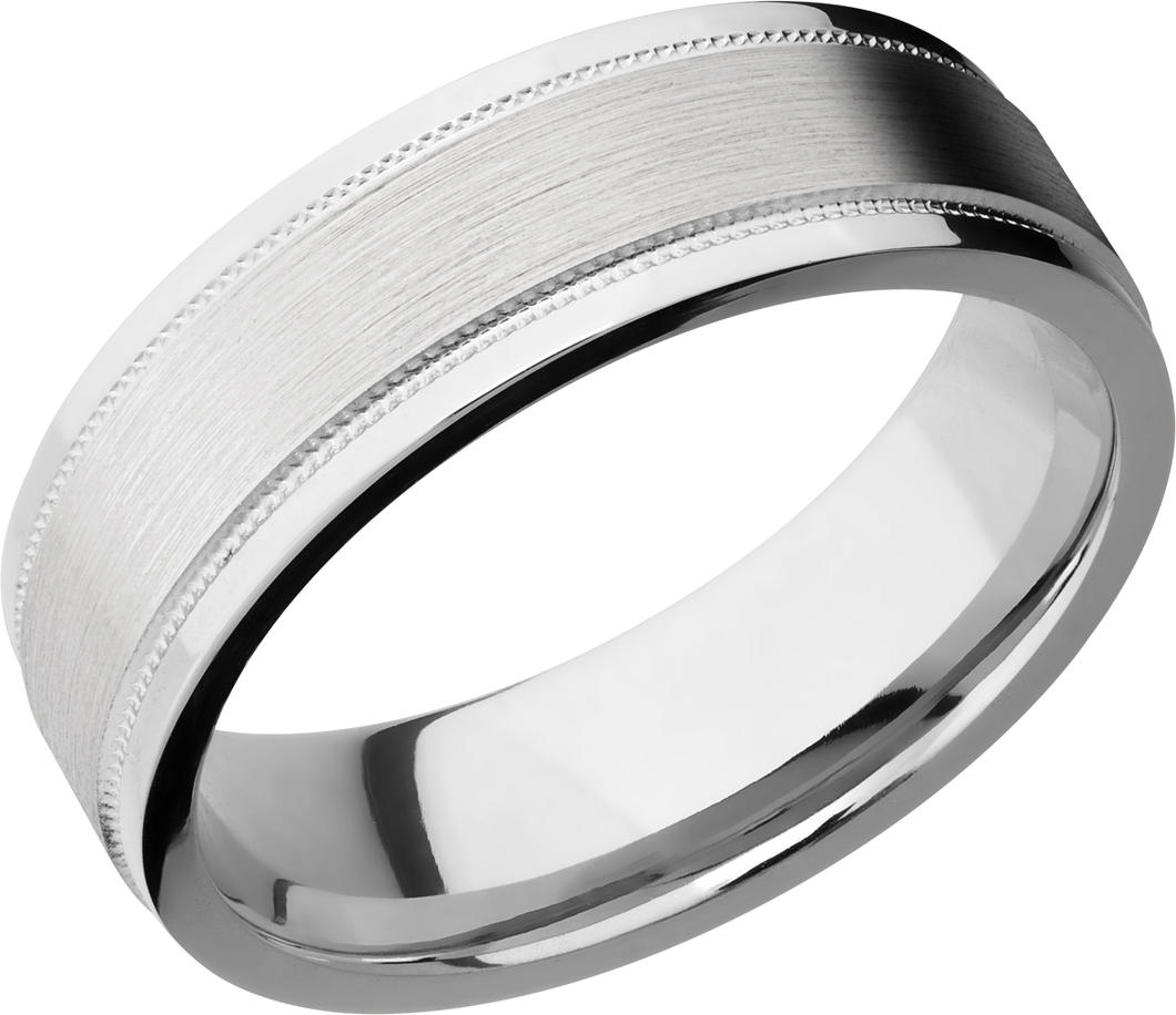 lashbrook classic cobalt chrome 7mm flat band