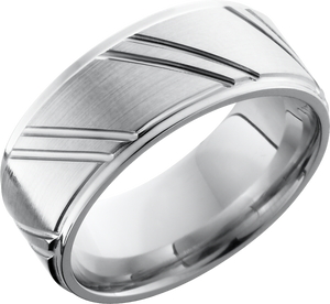 lashbrook cobalt chrome 9mm flat band