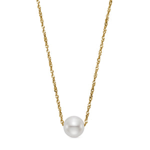 floating pearl pendant gp7580
