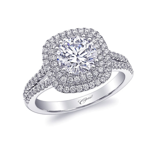 white gold double halo engagement ring lc10130 coast diamond