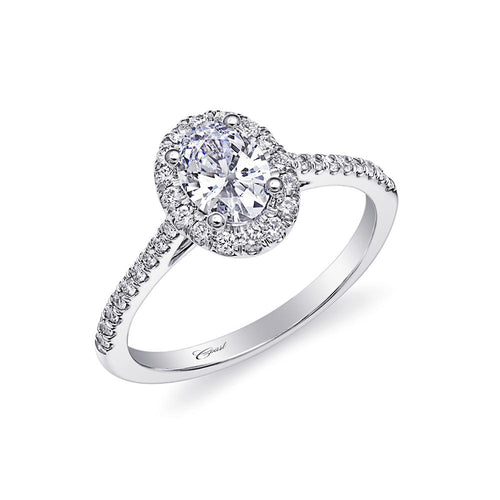 white gold halo oval engagement ring lc10233 coast diamond