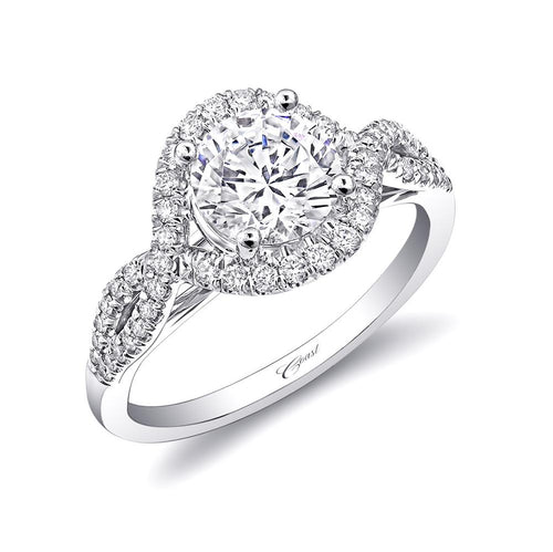 white gold halo engagement ring lc5449 coast diamond