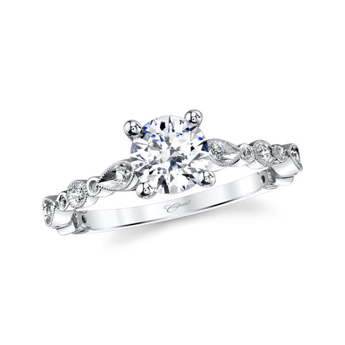 white gold solitaire engagement ring lc7048 coast diamond