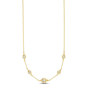 cestino tulip necklace