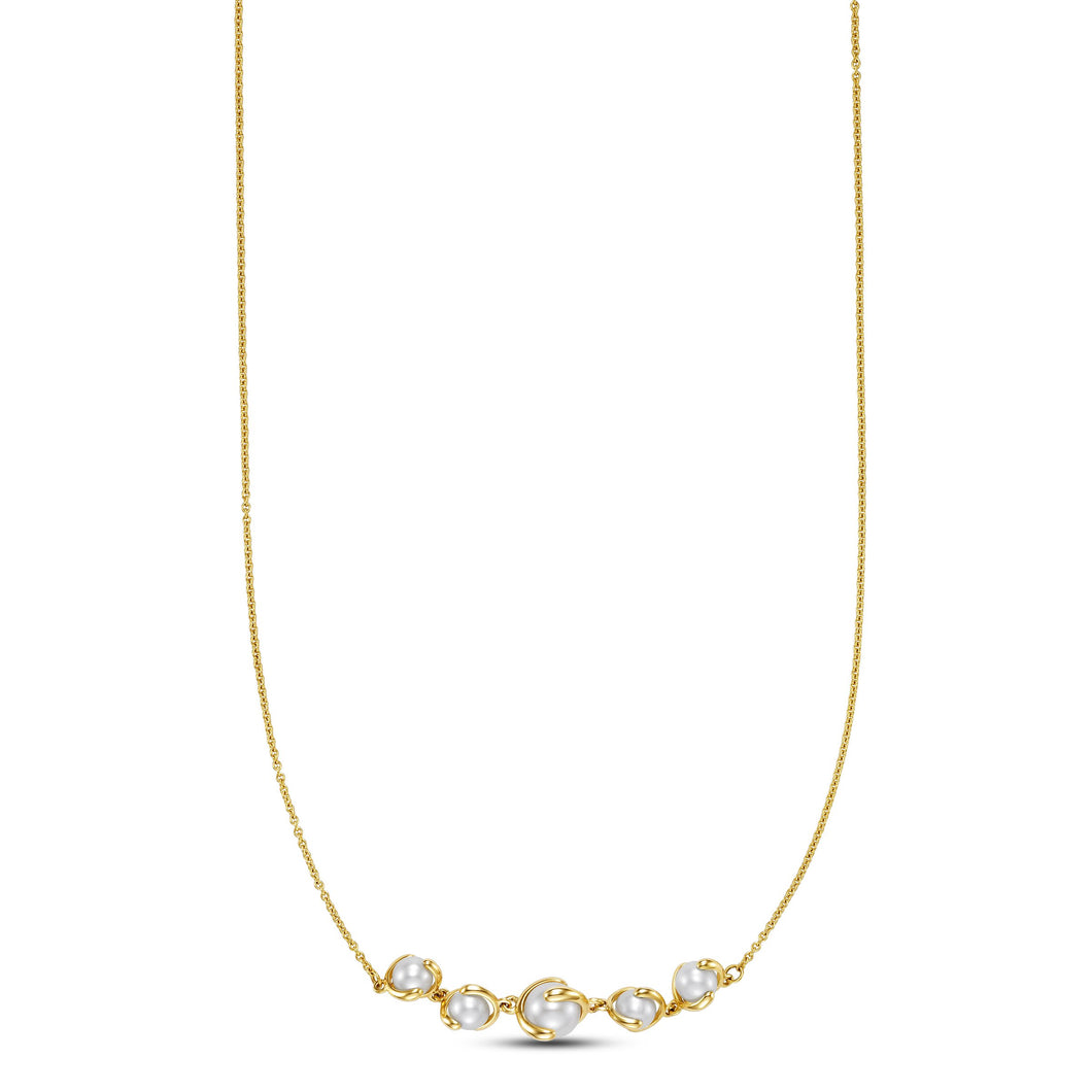 daniella smile necklace