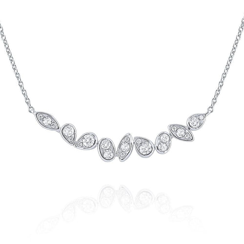 n8682 kc design gold and diamond modern bar necklace