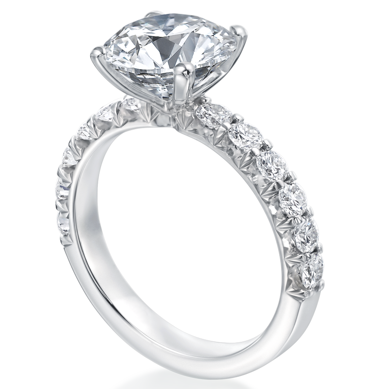 mark patterson engagement rings wr1058pd engagement ring