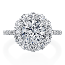 Load image into Gallery viewer, mark patterson engagement rings wr1084pd engagement ring