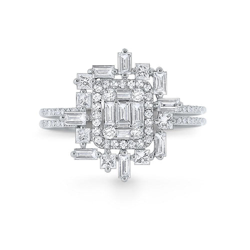 r7504 kc design diamond metropolis ring set in 14 kt. gold