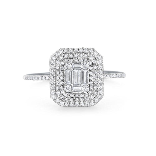 r7518 kc design diamond metropolis ring set in 14 kt. gold