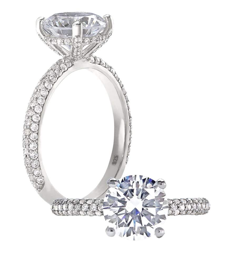 cinderella collection solitaire engagement ring ws448_4diaw peter storm