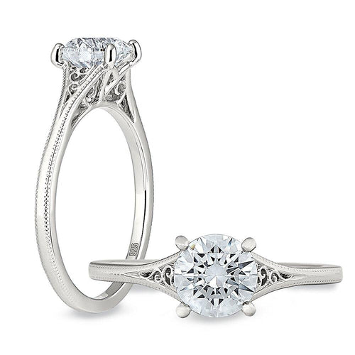 entre collection solitaire engagement ring ws478_4w peter storm