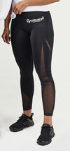 BLK EDI WOMANS LEGGINGS