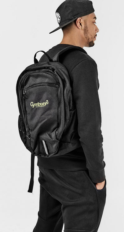 BLK EDI BACKPACK