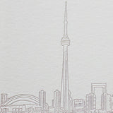 Toronto Skyline, Metallic