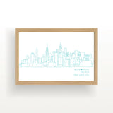 Skyline Wall Art