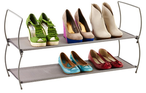 Sole Searching Footwear - Shoe Rack