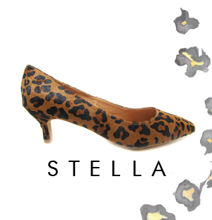 Stella Leopard Sole Searching Footwear