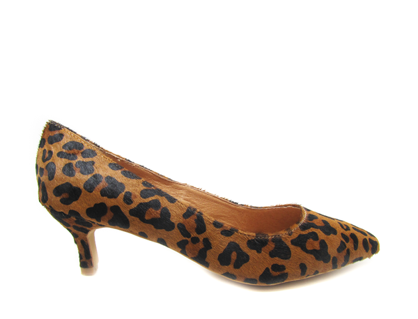 Stella Leopard heels - sole searching footwear
