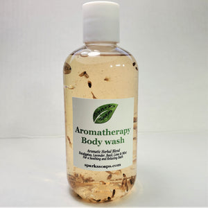 Aromatherapy Body Wash - Sparks Soaps