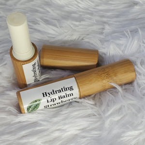 Hydrating Strawberry Lip Balm