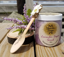 Load image into Gallery viewer, Lavender Sugar Scrub - Sparks Soaps